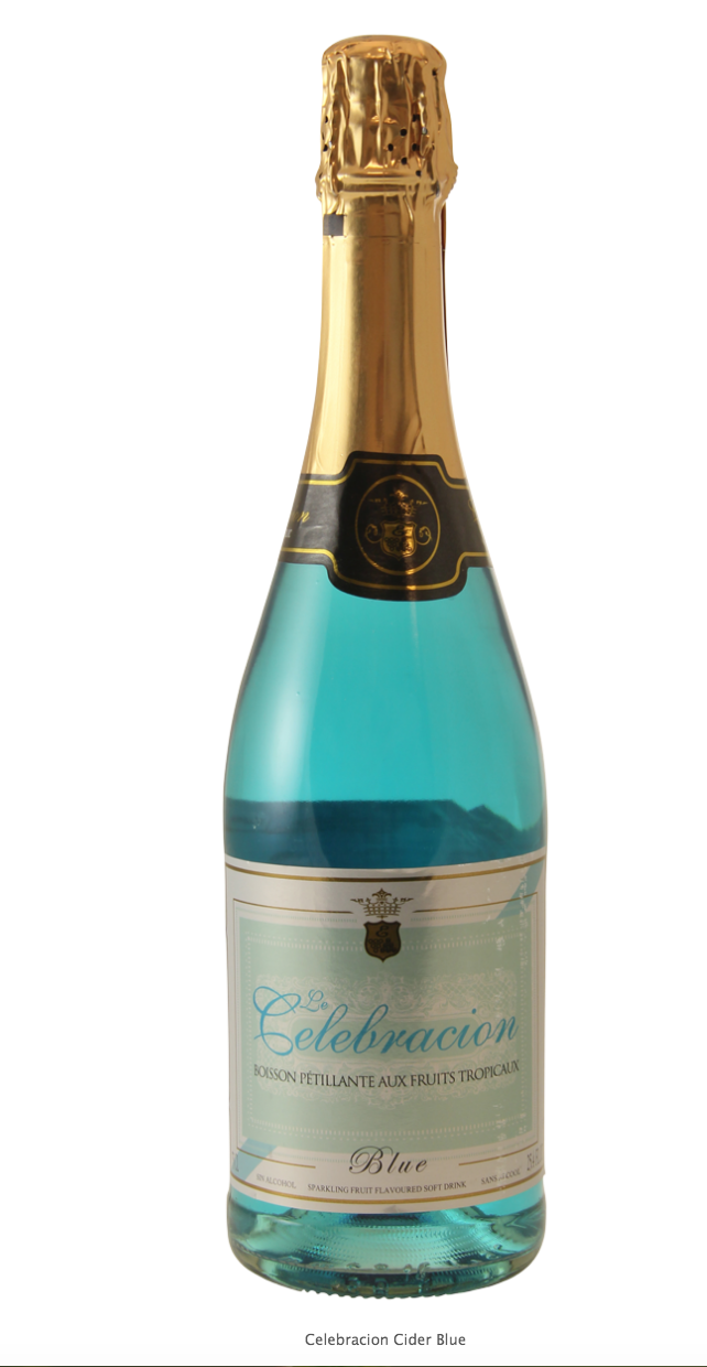 Celebracion Cider Apple blue