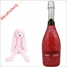 Cloudem sparkling rose 0%